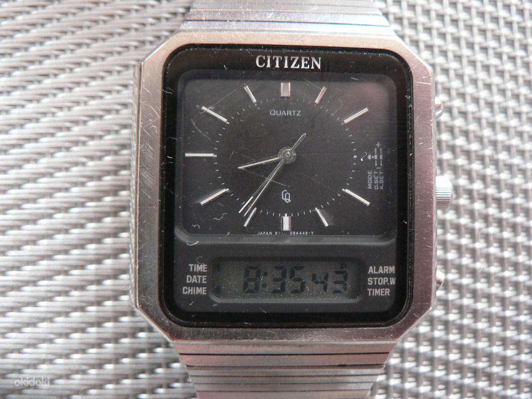 МУЖСКИЕ ЧАСЫ CITIZEN - Tallinn - Антиквариат, Часы купить и продать – okidoki